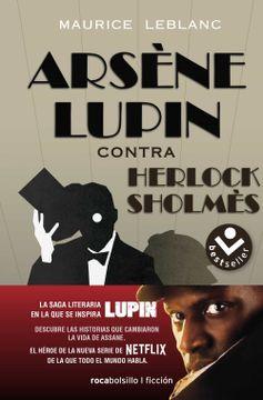 portada Arsène Lupin Contra Herlock Sholmès