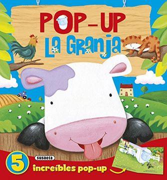portada Pop-Up la Granja