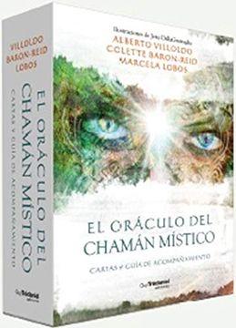 portada El Oraculo del Chaman Mistico: Cartas y Guia de Acompañamiento