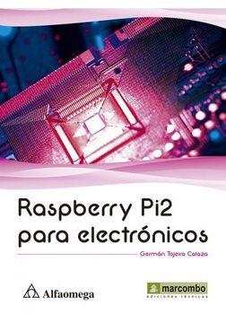 portada Raspberry pi2 Para Electronicos