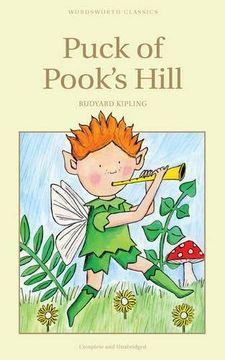 portada Puck of Pook's Hill (Wordsworth Children's Classics) (libro en Inglés)