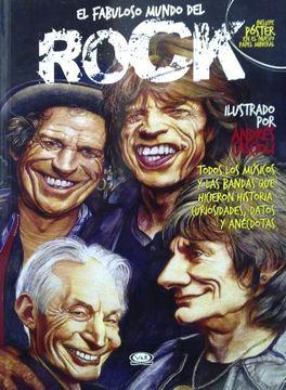 portada El Fabuloso Mundo del Rock