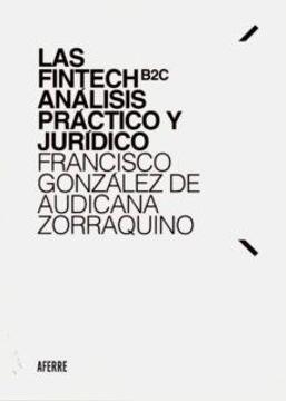 portada Fintech b 2c Analisis Practico y Juridico