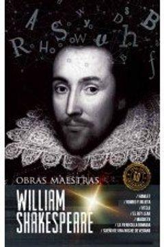 portada William Shakespeare Obras Maestras