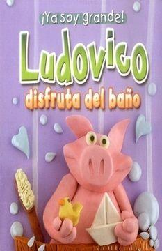 portada Ludovico Disfruta el Baño