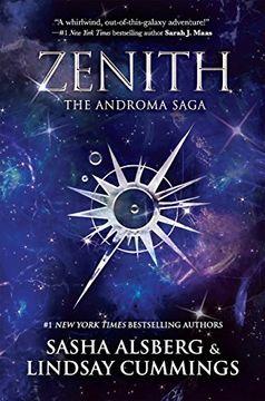portada Zenith (Andromeda Saga)