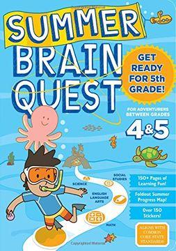 portada Summer Brain Quest: Between Grades 4 & 5
