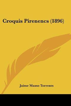 portada Croquis Pirenencs (1896)