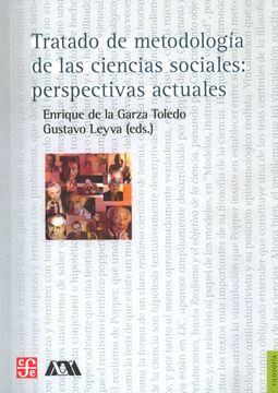 portada Tratado de Metodologia de las Ciencias Sociales Perspectivas Actuales