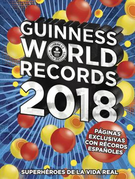 portada Guinness World Records 2018