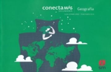 portada Geografia Conecta mas Secundaria