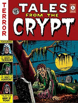 portada Tales From the Crypt Volumen 1. Edición en Castellano