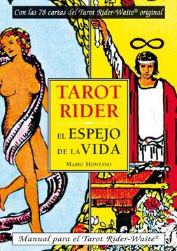 portada Tarot Rider el Espejo de la Vida