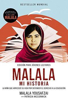 portada Malala. Mi Historia