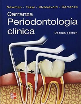 portada Carranza Periodontologia Clinica