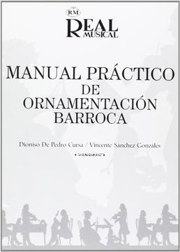 portada Manual Práctico de Ornamentación Barroca (rm Pedag. Libros Tècnicos)
