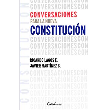 portada Conversaciones para la nueva constitución