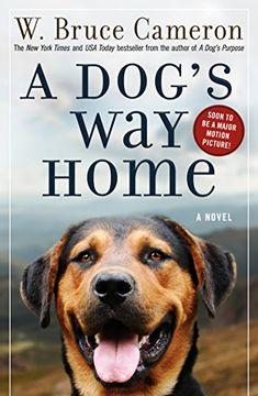 portada A Dog's way Home (libro en inglés)
