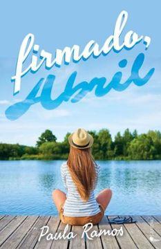 portada Firmado, Abril