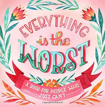 portada Everything Is The Worst (Humour)