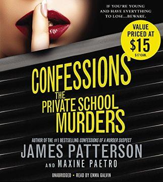 portada Confessions: The Private School Murders (libro en Inglés) (Audiolibro)