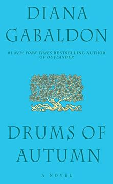 portada Drums of Autumn (libro en Inglés)