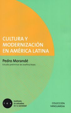portada Cultura y Modernización en América Latina