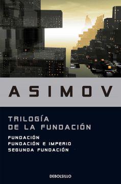 portada Trilogía de la Fundación