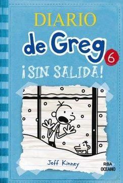 portada Sin Salida! (Diario de Greg #6) (b)