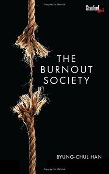 portada The Burnout Society (libro en Inglés)