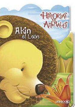 portada Akin el Leon