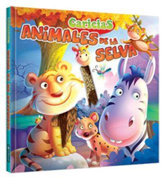 portada Animales de la Selva