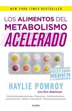 portada Los Alimentos Del Metabolismo Acelerado