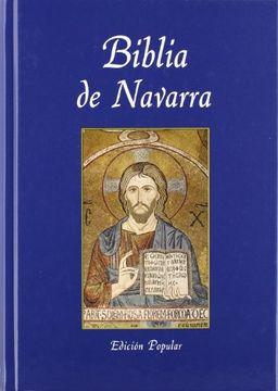 portada Biblia de Navarra (Edicion Popular)
