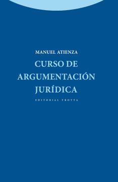 portada Curso de Argumentacion Juridica