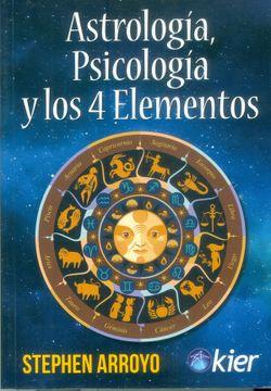 portada Astrología, Psicología y los 4 Elementos