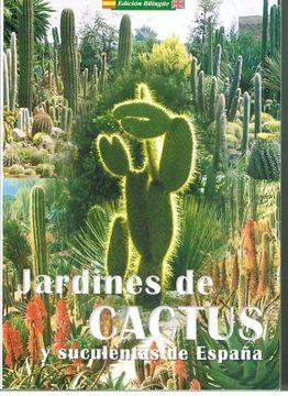 portada Jardines de Cactus y Suculentas de España