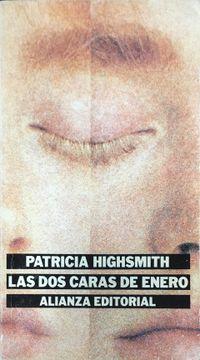 portada LAS DOS CARAS DE ENERO BY PATRICIA HIGHSMITH
