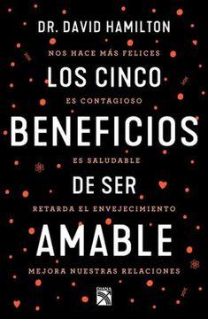 portada Los Cinco Beneficios de ser Amable