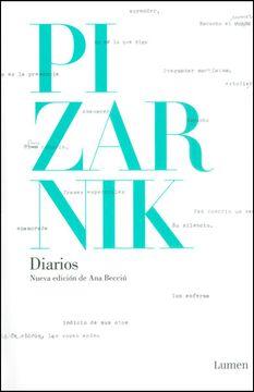 portada Diarios de Alejandra Pizarnik
