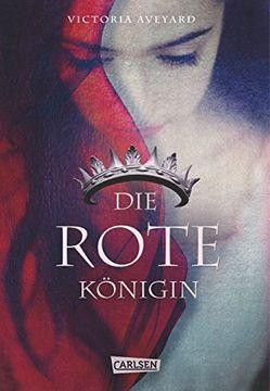 portada Die Farben des Blutes 01: Die rote Königin