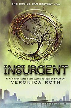 portada Insurgent (libro en Inglés)