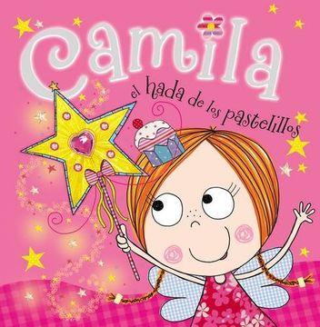portada Camila, el Hada de los Pastelillos
