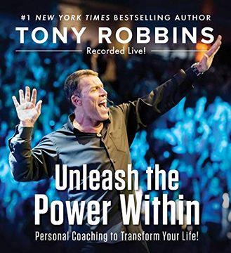 portada Unleash the Power Within: Personal Coaching to Transform Your Life! (libro en Inglés) (Audiolibro)