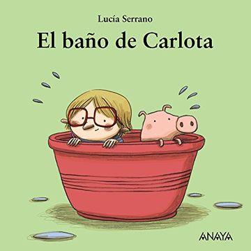 portada El Baño De Carlota