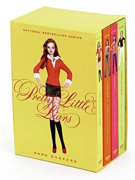 portada Pretty Little Liars box Set: Books 1 to 4 (libro en Inglés)