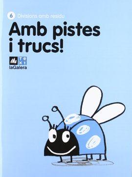 portada Amb Pistes i Trucs! 6 (libro en Catalán)