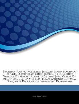 portada articles on brazilian poetry, including: joaquim maria machado de assis, olavo bilac, chico buarque, hilda hilst, vinicius de moraes, augusto de lima,
