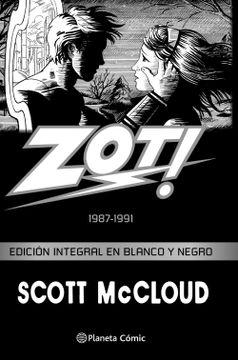 portada Zot!  1987-1991. Edición Integral en Blanco y Negro (Babel)