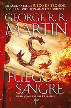 portada Fuego y Sangre